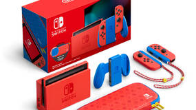 Image for The Nintendo Switch Mario Red and Blue Edition is available to pre-order at these retailers