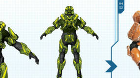 Image for Halo 4: new wave of action figures announced, skin DLC codes inside