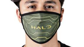 Image for If you buy a Halo face mask, the profits will be used to make two more for frontline workers