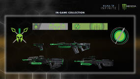 Image for Halo Infinite has Monster Energy weapons, because of course it does