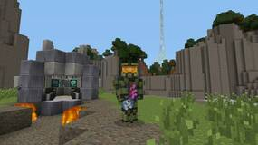 Image for Minecraft: Xbox 360 Edition to receive Halo-themed texture pack