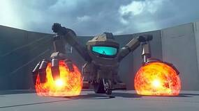 Image for This Halo 5 Forge creation features a massive, player controlled boss