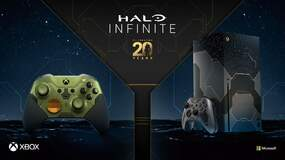 Image for Microsoft is celebrating 20 years of Halo with Limited Edition Xbox Series X, Elite Series 2 controller