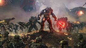 Image for Halo Wars 2 video and screens give you a look at Strongholds mode on the Rift multiplayer map