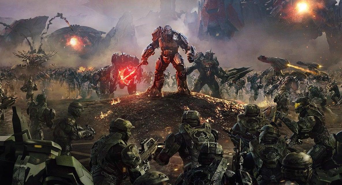 Image for Halo Wars 2 guide: tips for upgrades, Firebase, Leader Powers, Barracks, Jackrabbit and more