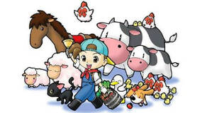 Image for Rising Star, Harvest Moon creator annnounce Project Happiness