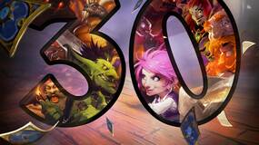 Image for Hearthstone has been played by 30 million people