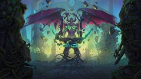 Image for Hearthstone's Ashes of Outland guide - keywords, Demon Hunter class, Hero Power and more