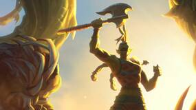 Image for Hearthstone expansion Forged in the Barrens is the first expansion for Year of the Gryphon