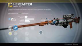 Image for Destiny Xur update: Should you buy Hereafter?