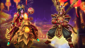 Image for Heroes of the Storm Lunar Festival celebrates the Year of the Rooster with new Lunar Rooster mount, skins, and bundles