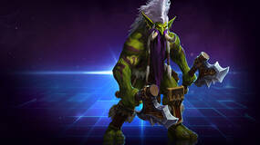 Image for Heroes of the Storm welcomes World of Warcraft's troll warlord Zul'jin to the Nexus