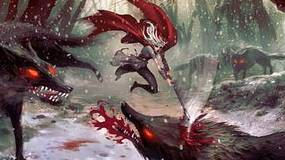 Image for American McGee shopping around Little Red Riding Hood