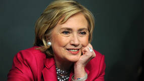Image for Hillary Clinton the gamer - pictorial proof