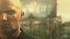 Image for Hitman Absolution gameplay video: 47 kicks up a bar fight