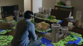 Image for HoloLens' first version aimed at enterprise, says Microsoft CEO