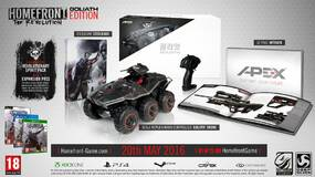 Image for Homefront: The Revolution Goliath Edition includes an RC tank