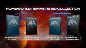 Image for Here's your first look at Homeworld Remastered