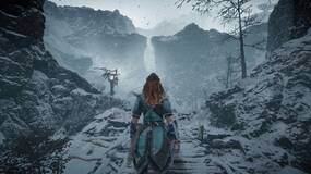 Image for Horizon Zero Dawn: The Frozen Wilds has a skill tree which allows you to loot while mounted