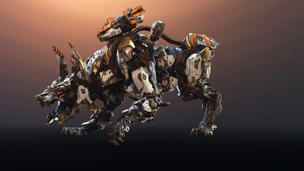 Image for Horizon Zero Dawn: The Frozen Wilds - how to beat the new machines