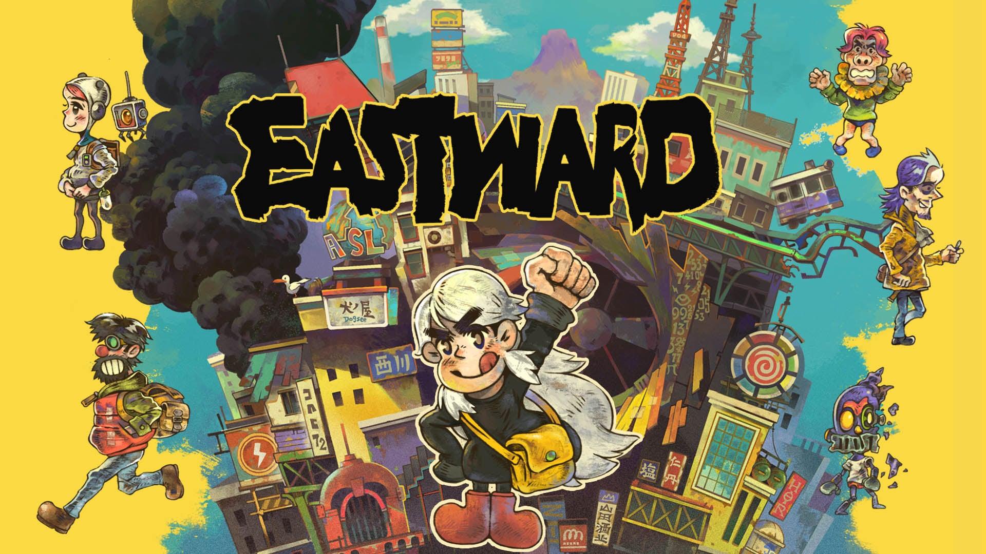 Eastward Keyart