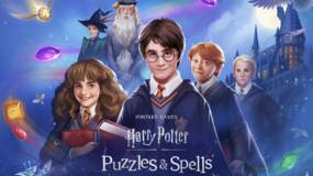 Image for Harry Potter: Puzzles and Spells is a new match-three mobile game