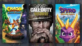 Image for Latest Humble Monthly is a scorcher with Crash, Spyro and Call of Duty: WW2 for only $12