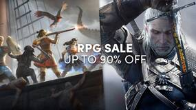 Image for The Humble RPG sale discounts The Witcher 3, Nier Automata, Final Fantasy and more