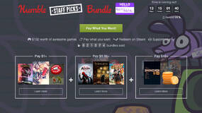 Image for Latest Humble Bundle selection chosen by a crayon dog, includes BioShock Infinite and Beholder on the cheap