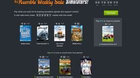 Image for Simulators pack out latest Humble Weekly Sale