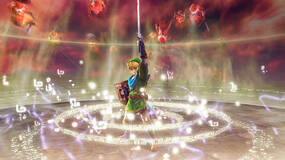 Image for Hyrule Warriors out Sept 26, playable Zelda & Midna shown