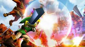 Image for Hyrule Warriors Legends' 3D mode will only work on the new 3DS