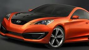 Image for Hyundai Genesis Coupe arrives for Forza 3 today