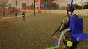 Image for Unreal Engine 3 licensed for use in US military simulation