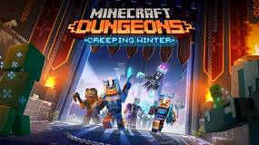 Image for Minecraft Dungeons DLC Creeping Winter will be released September 8