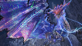 Image for Tomorrow's Monster Hunter World: Iceborne update adds Arch-tempered Namielle