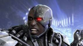 Image for Quick shots - Injustice: Gods Among Us, Nightwing and Cyborg