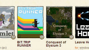 Image for Indie Royale Winter Bundle includes BIT.TRIP RUNNER, They Breathe, more