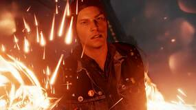 Image for InFamous started out as Animal Crossing, Sucker Punch boss says