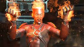 Image for Injustice 2's latest character has been revealed, say hello to Firestorm