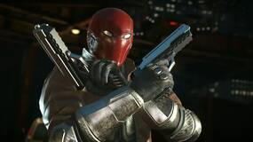 Image for Watch the Arkham Knight-esque look for Red Hood in Injustice 2
