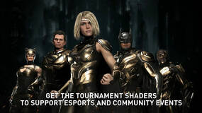 Image for Very shiny Injustice 2 tournament shader on sale now, proceeds earmarked for esports and community events