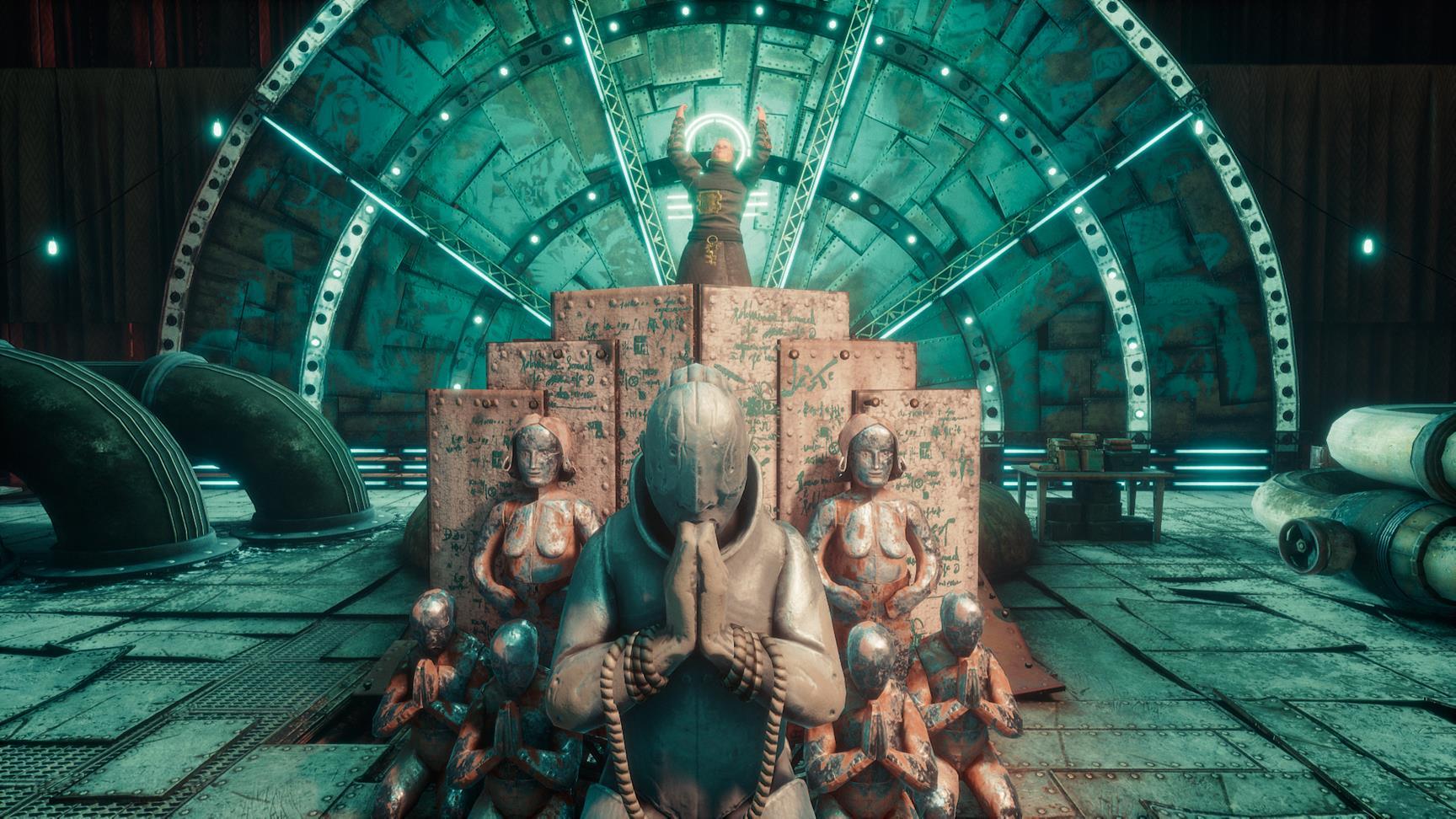 Image for Insomnia The Ark launches into a dark retro future, unveils release trailer