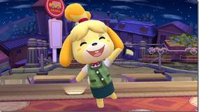 Image for Super Smash Bros. features Isabelle from Animal Crossing: New Leaf as assist trophy