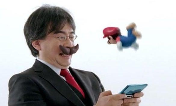 Image for Games community pays respect to Nintendo's Satoru Iwata