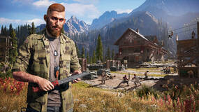 """Image for How Far Cry 5 sticks to the """"fucked up and weird"""" formula"""