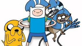 Image for New Adventure Time and Regular Show titles in the works at WayForward