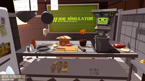 Image for First SteamVR game reveal is Job Simulator