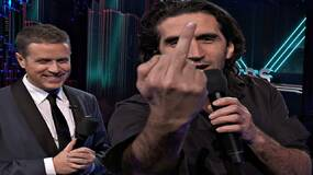 """Image for Josef Fares' infamous """"Fuck the Oscars"""" rant hidden in It Takes Two"""