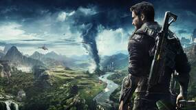 Image for Rico chases a tornado in new Just Cause 4 gameplay footage
